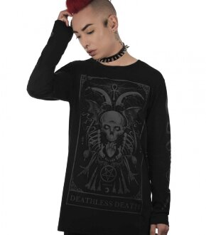 Кофта (унисекс) Deathless Long Sleeve Top