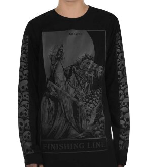 Кофта (унисекс) Finishing Line Long Sleeve Top