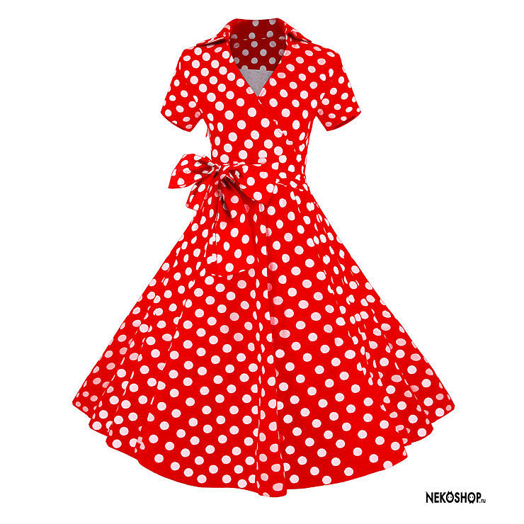 платья в стиле рокабилли фото