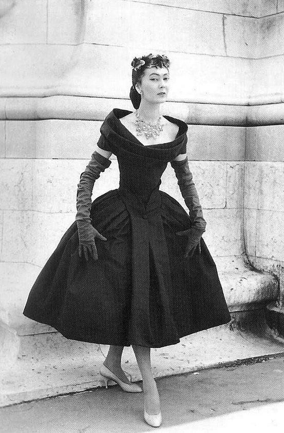 платья в стиле ретро фото
