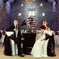 готическая свадьба