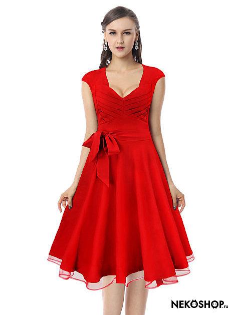 платья в стиле 50 х купить фото