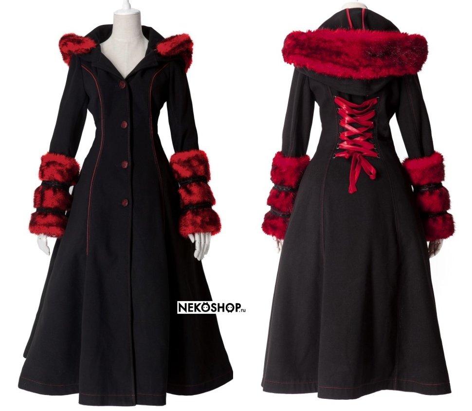Женская одежда для готов
